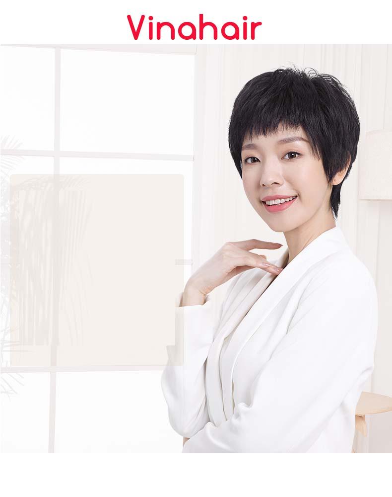 Toc Gia Nguyen Dau Tem Mai Thua Den Tu Nhien Bang Toc That 2s